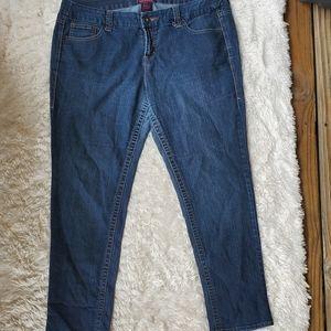 Womens Torrid Straightleg Jeans